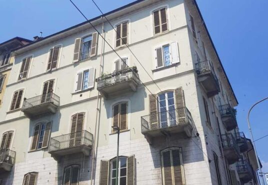 Appartamento in vendita da ristrutturare Torino Aurora