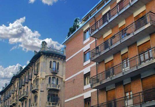 Torino Via Duchessa Jolanda Appartamento Occupato