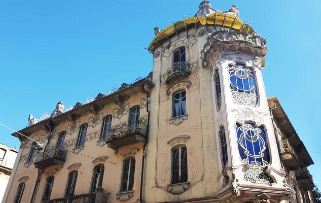 Cit Turin Quartiere Storico