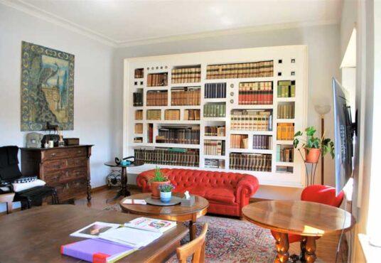 soggiorno appartamento vendita torino corso inghilterra panoramico