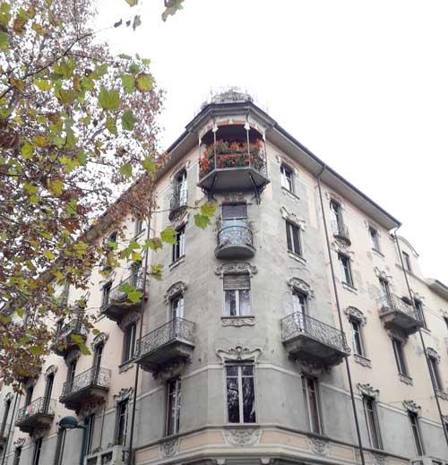 Casa Macciotta Corso Francia Torino