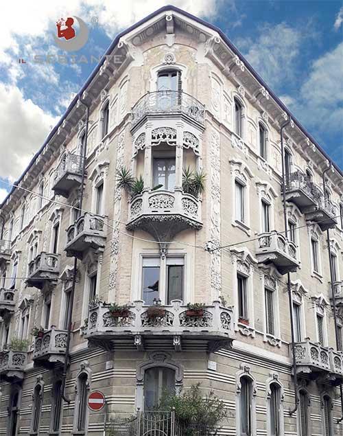 Casa Tasca Via Beaumont Torino