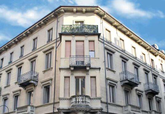Vendita intero stabile di prestigio Cit Turin