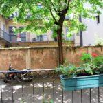Vendita intero stabile Cit Turin vista cortile