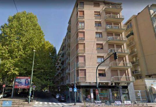 Corso Rosselli 89 Torino appartamento luminso
