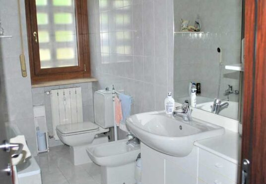 Appartamento Corso Rosselli 89 Bagno