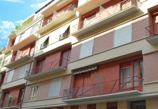 facciata appartamento via avigliana torino