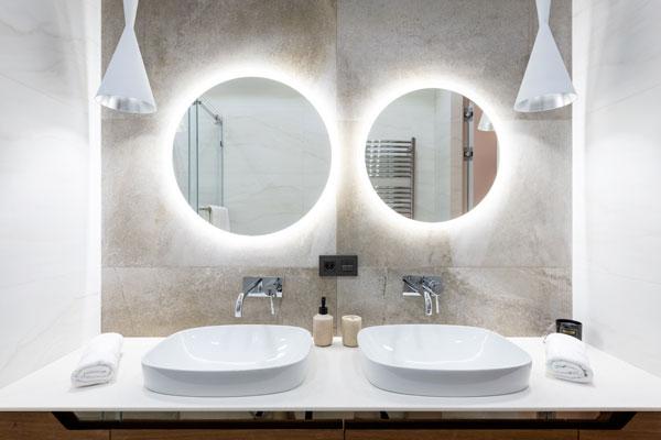 luci del bagno