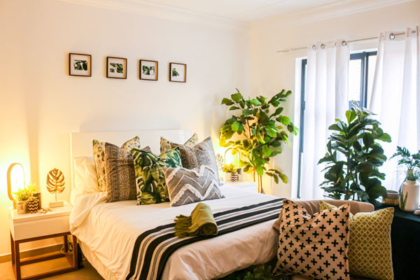 Illuminazione domestica camera da letto