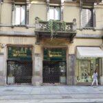 Piazza Castello Torino negozio in affitto