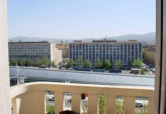 vista panoramica appartamento vendita torino corso inghilterra