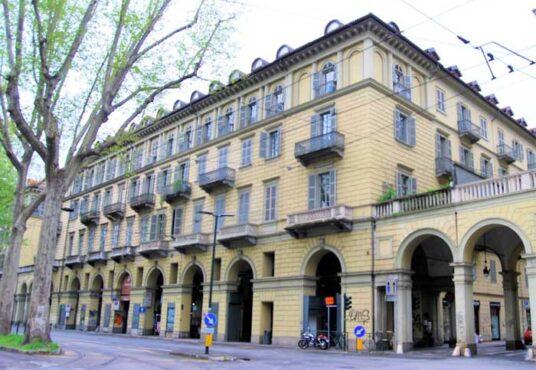 Torino Centro Vendita Intero Stabile Corso Vittorio