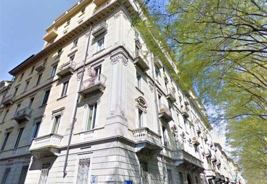 Torino Corso Vinzaglio casa con vista panoramica