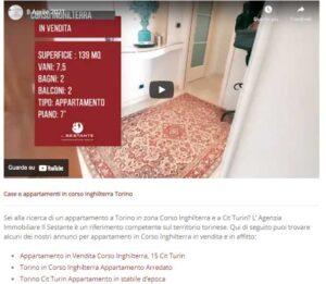 Tour virtuale casa Il Sestante immobiliare