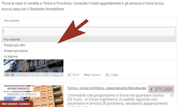 Trovare casa a Torino